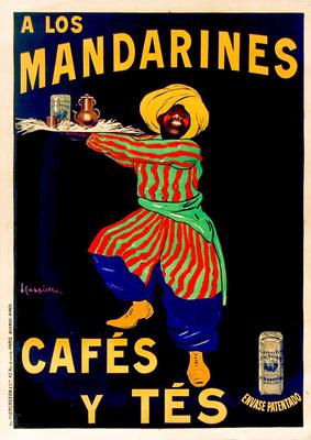 Mandarines  (A los)