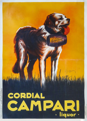 Cordial Campari - Liquor