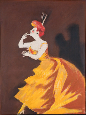 Rose Jacqueminot  (La)