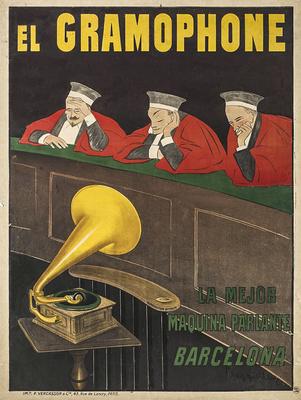 Gramophone (El)