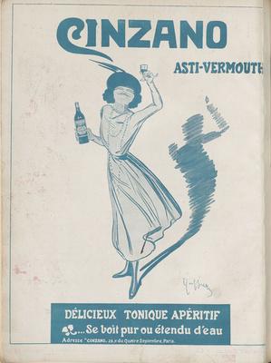 Cinzano / Asti-Vermouth