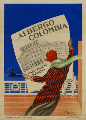 Albergo Colombia&lt;br /&gt;<br />