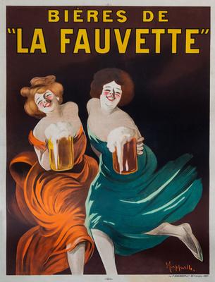 """Bières de """"La Fauvette"""""""