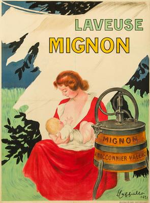 Laveuse Mignon