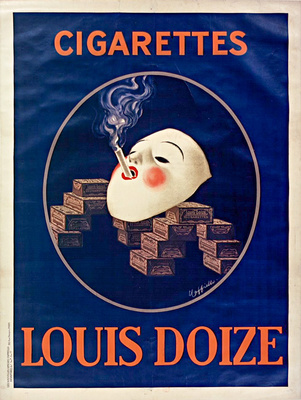 Cigarettes Louis Doize